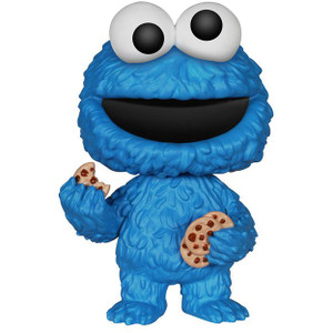 Cookie Monster: Funko POP! x Sesame Street Vinyl Figure