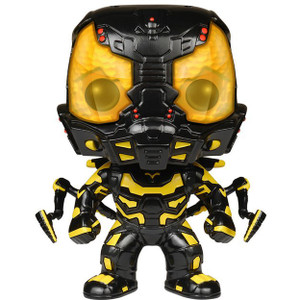 Yellow Jacket: Funko POP! x Ant-Man Vinyl Figure