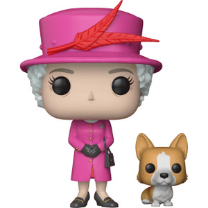 Queen Elizabeth II: Funko POP! Royals Vinyl Figure [#001]
