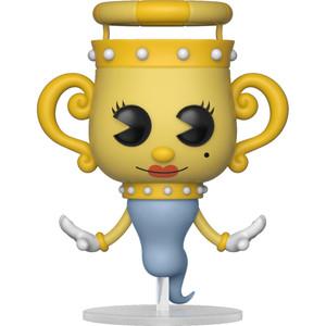 Legendary Chalice: Funko POP! Games x Cuphead Figure [#314]