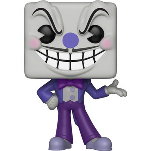 King Dice: Funko POP! Games x Cuphead Figure [#313]