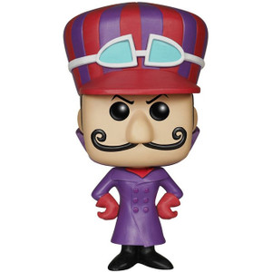 Dick Dastardly: Funko POP! x Hanna-Barbera Vinyl Figure