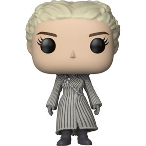 Daenerys Targaryen [White Coat]: Funko POP! x Game of Thrones Vinyl Figure [#059]