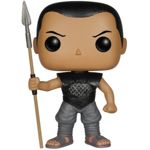 Grey Worm: Funko POP! x Game of Thrones Vinyl Figure