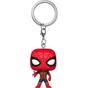 Iron Spider: Funko Pocket POP! x Avengers - Infinity War Mini-Figural Keychain [27302]