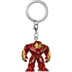 Hulkbuster: Funko Pocket POP! x Avengers - Infinity War Mini-Figural Keychain [27300]