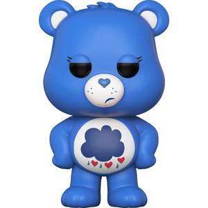 Grumpy Bear: Funko POP! Animation x Care Bears Vinyl Figure [#353 / 26713]