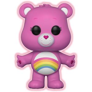 Cheer Bear (Chase Edition): Funko POP! Animation x Care Bears Vinyl Figure [#351 / 26698A]