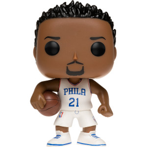 Joel Embiid: Funko POP! Sports x NBA Vinyl Figure [#038 / 28040]