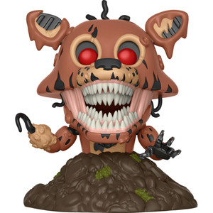 Twisted  Foxy: Funko POP! Books x Five Nights at Freddy's - The Twisted Ones Vinyl Figure [#018 / 28807]