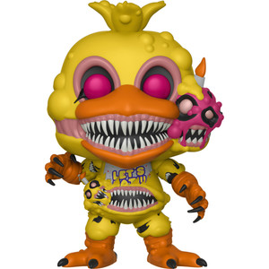 Twisted  Chica: Funko POP! Books x Five Nights at Freddy's - The Twisted Ones Vinyl Figure [#019 / 28808]