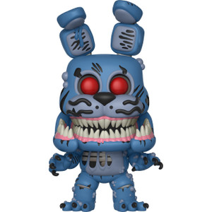 Twisted  Bonnie: Funko POP! Books x Five Nights at Freddy's - The Twisted Ones Vinyl Figure [#017 / 28806]