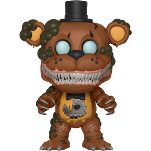 Twisted Freddy: Funko POP! Books x Five Nights at Freddy's - The Twisted Ones Vinyl Figure [#015 / 28804]