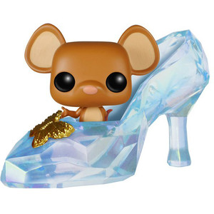 Gus Gus in Slipper: Funko POP! Disney x Cinderella Vinyl Figure