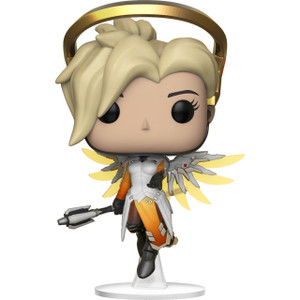 Mercy: Funko POP! Games x Overwatch Vinyl Figure [#304 / 29047]
