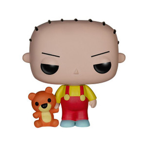 Stewie: Funko POP! x Family Guy Vinyl Figure