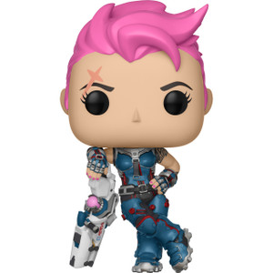 Zarya: Funko POP! Games x Overwatch Vinyl Figure [#306 / 29048]