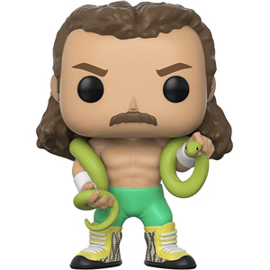 Jake 'The Snake' Roberts: Funko POP! WWE x WWE Vinyl Figure [#051 / 29030]