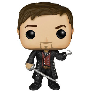 Captain Hook: Funko POP! x Once Upon A Time Vinyl Figure