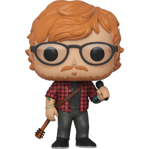 Ed Sheeran: Funko POP! Rocks Vinyl Figure [#076 / 29529]