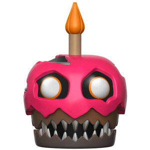 Nightmare Cupcake (Target Exclusive): Funko POP! Games x Five Nights at Freddy's Vinyl Figure [#218 / 13736]