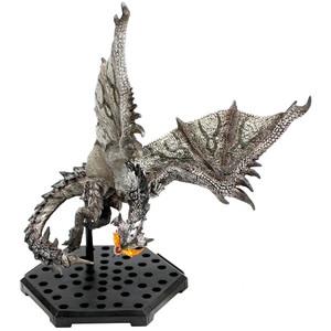 "Silver Rathalos [Enraged]: ~4.1"" Monster Hunter x Capcom Figure Builder Standard Model Plus ~Rage Mode Ver. Kai~ Mini Figure (08000A)"