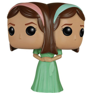 Tattler Twins: Funko POP! x American Horror Story Season 4 Vinyl Figure