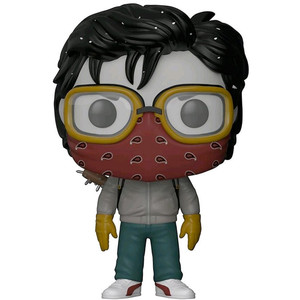 Steve w/ Bandana (Hot Topic Exclusive): Funko POP! TV x Stranger Things Vinyl Figure [#642 / 30881]