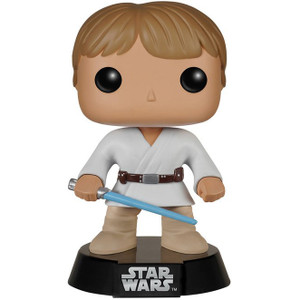 Luke Skywalker (Tattooine): Funko POP! x Star Wars Vinyl Figure