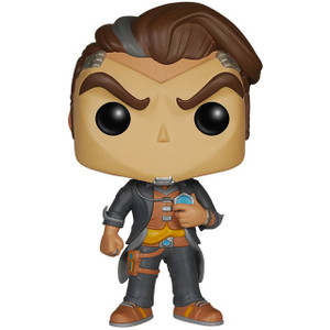 Handsome Jack: Funko POP! Games x Borderlands Vinyl Figure
