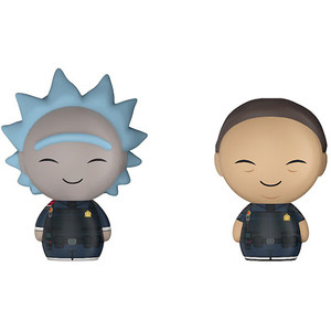 Police  Rick & Morty (Specialty Series): Funko Dorbz x Rick & Morty Vinyl Figure [29676]