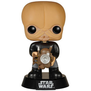 Nalan Cheel: Funko POP! x Star Wars Vinyl Figure
