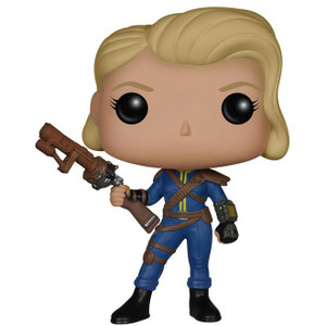 Lone Wanderer (Female): Funko POP! Games x Fallout Vinyl Figure