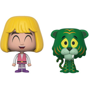 Prince Adam & Cringer (Specialty Series): Funko Vynl. x Masters of the Universe Vinyl Figure Set [30403]