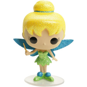 Tinker Bell [Diamond Collection] (Hot Topic Exclusive): Funko POP! Disney x Peter Pan Vinyl Figure [21921]