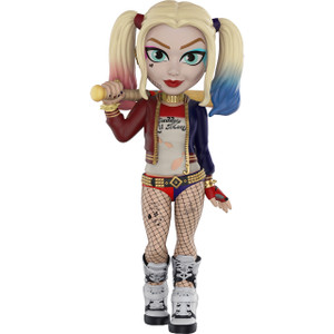 Harley Quinn: Funko Rock Candy x Suicide Squad Vinyl Figure [30847]