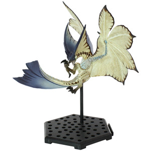 "Legiana: ~3.6"" Monster Hunter x Capcom Figure Builder Standard Model Plus Mini Figure ~Vol.10~ (08755)"