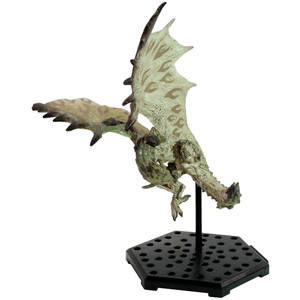 "Rathian: ~4"" Monster Hunter x Capcom Figure Builder Standard Model Plus Mini Figure ~Vol.10~ (08755)"