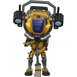 Sweeper Bot (2018 Summer Con Exclusive): Funko POP! Games x Destiny Vinyl Figure [#342 / 30110]