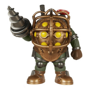 "Big Daddy: ~6"" Funko Deluxe POP! x Bioshock Vinyl Figure"