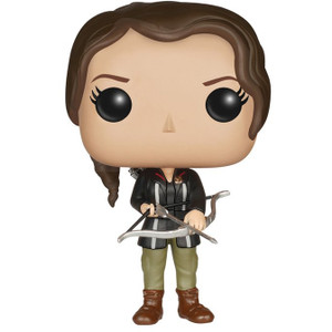 Katniss Everdeen: Funko POP! Movies x The Hunger Games Vinyl Figure