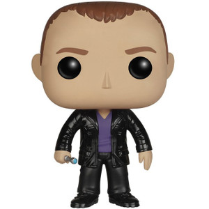 Ninth Doctor: Funko POP! x Doctor Who Vinyl Figure