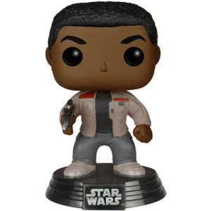 Finn: Funko POP! x Star Wars Vinyl Figure