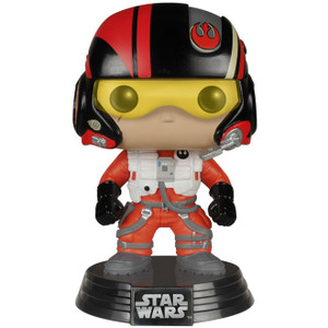 Poe Dameron: Funko POP! x Star Wars Vinyl Figure