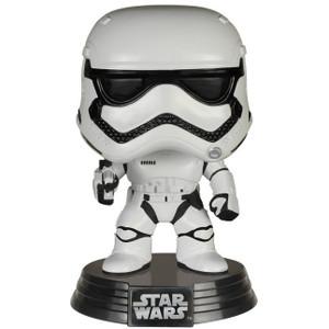 First Order Stormtrooper: Funko POP! x Star Wars Vinyl Figure