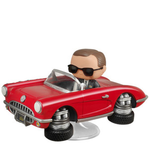 Director Coulson with Lola: Funko POP! Rides x Agents of S.H.I.E.L.D. Vinyl Figure