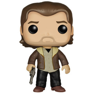 Rick Grimes (Season 5): Funko POP! x The Walking Dead Vinyl Figure
