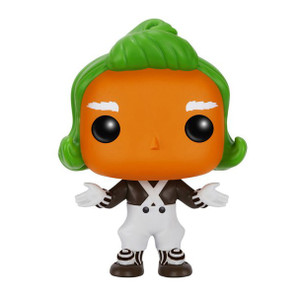 Oompa Loompa: Funko POP! Movies x Willy Wonka & The Chocolate Factory Vinyl Figure