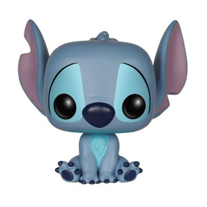Stitch (Seated): Funko POP! x Disney Vinyl Figure