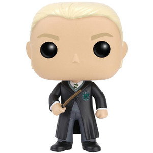 Draco Malfoy: Funko POP! Movies x Harry Potter Vinyl Figure
